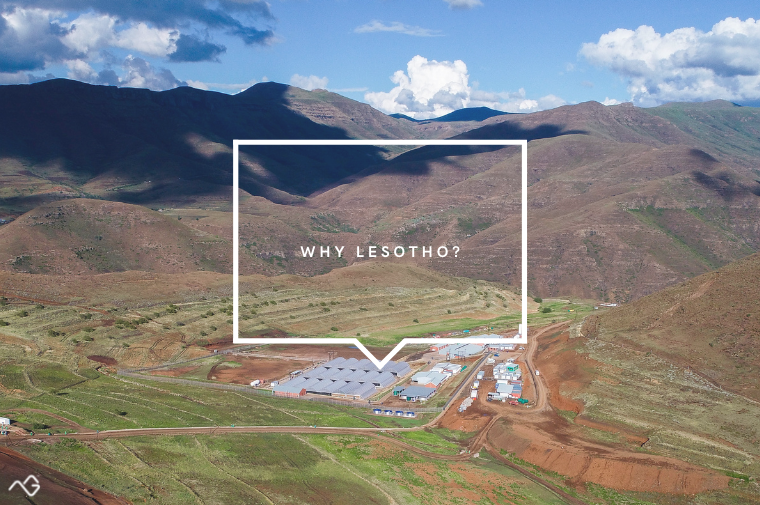 Why Lesotho?